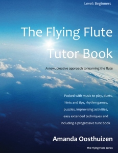 Flying Flute Tutor Cover amaz