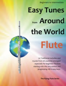 Easy Tunes from around the world BookCoverImage